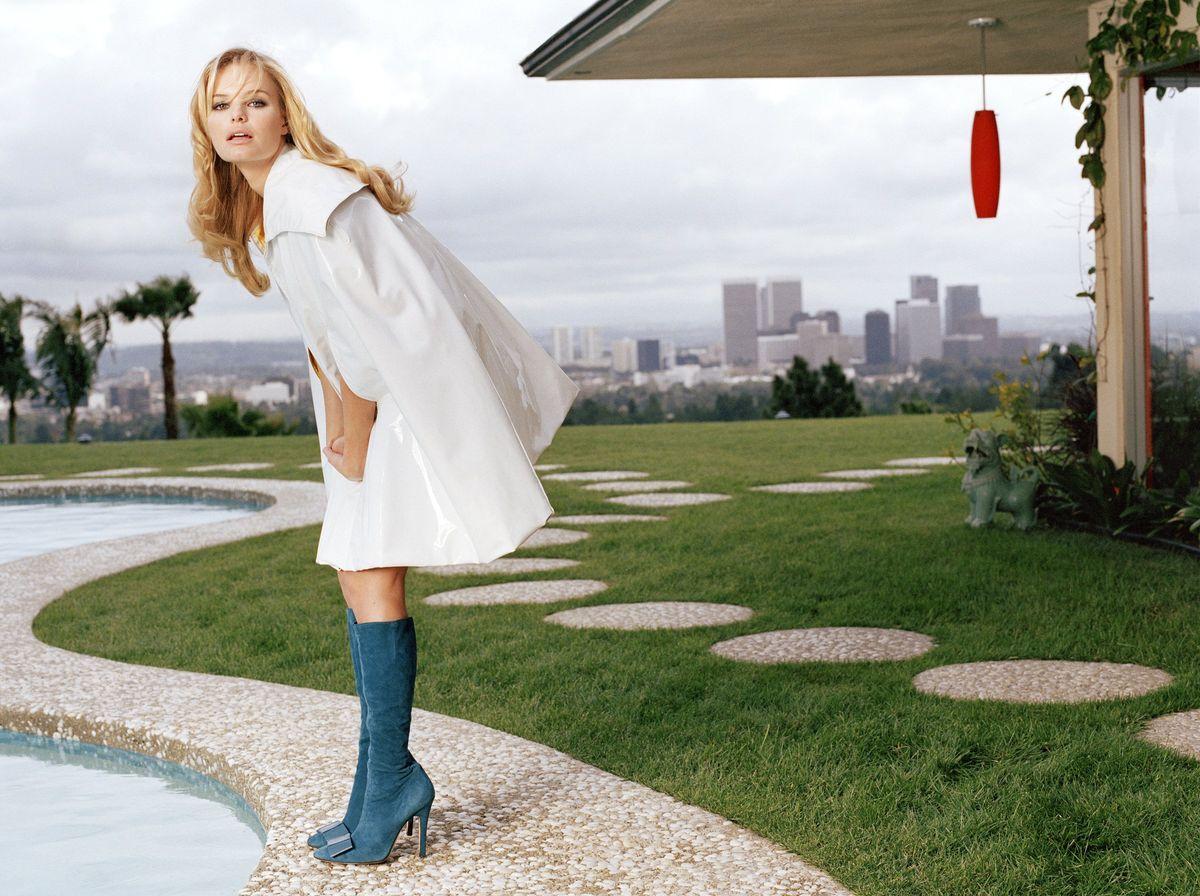 Кейт Босуорт в фотосессии Себастьяна Коупленда