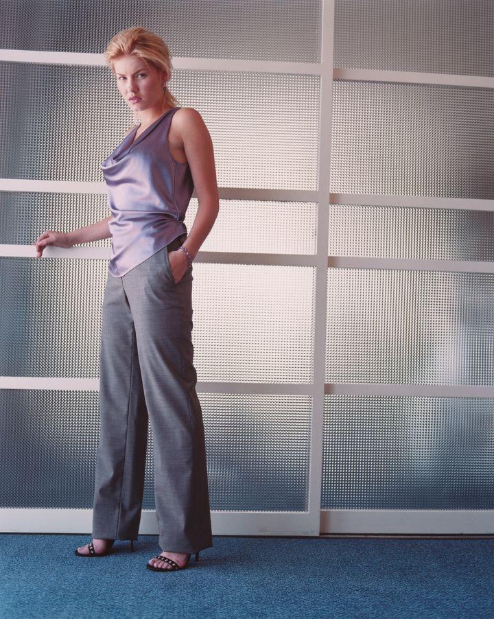Элиша Катберт в фотосессии Даны Тайнан