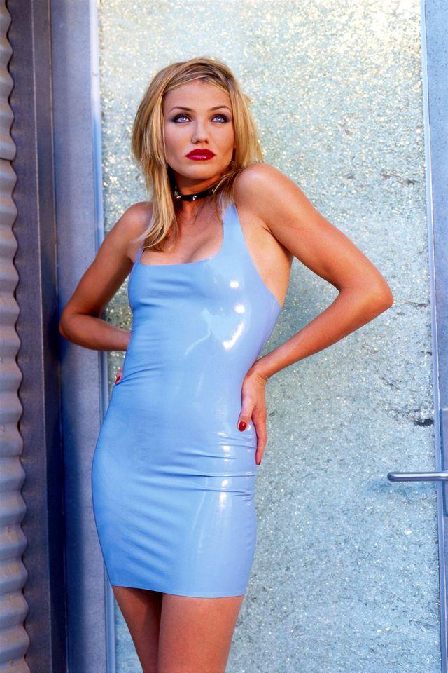 Камерон Диаз в фотосессии для журнала GQ