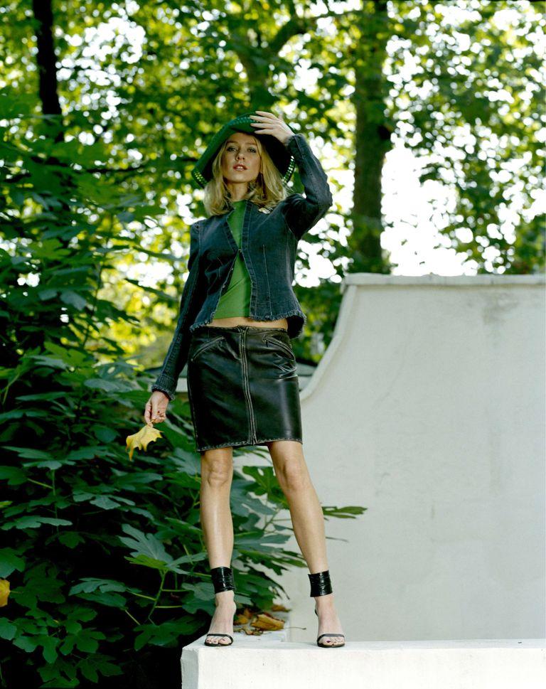 Наоми Уоттс в фотосессии Эдриана Грина