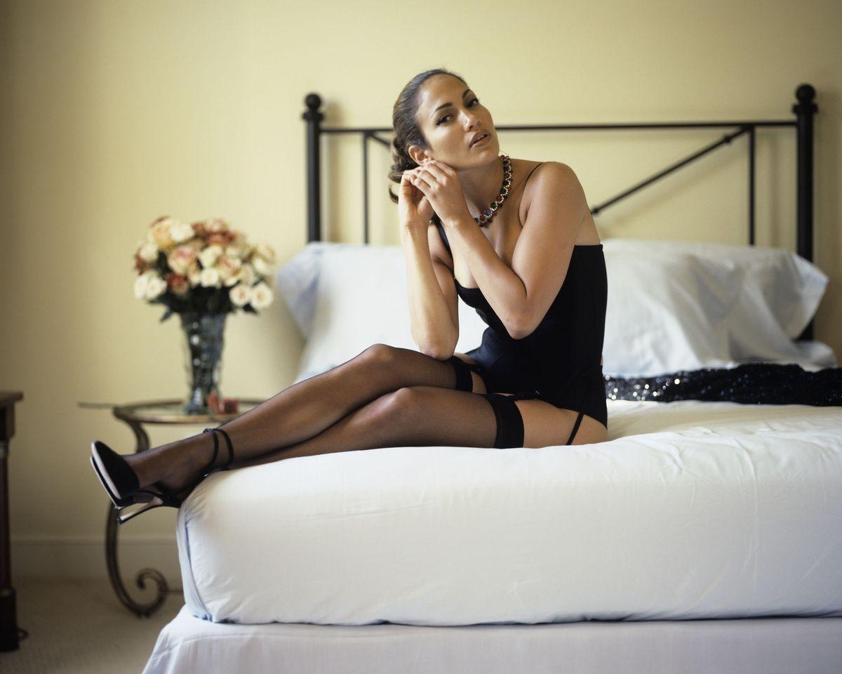 Дженнифер Лопес в фотосессии Фируза Захеди для журнала Vanity Fair