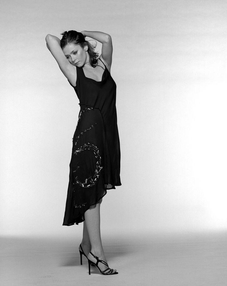 Анна Фрил в фотосессии Майка Оуэна