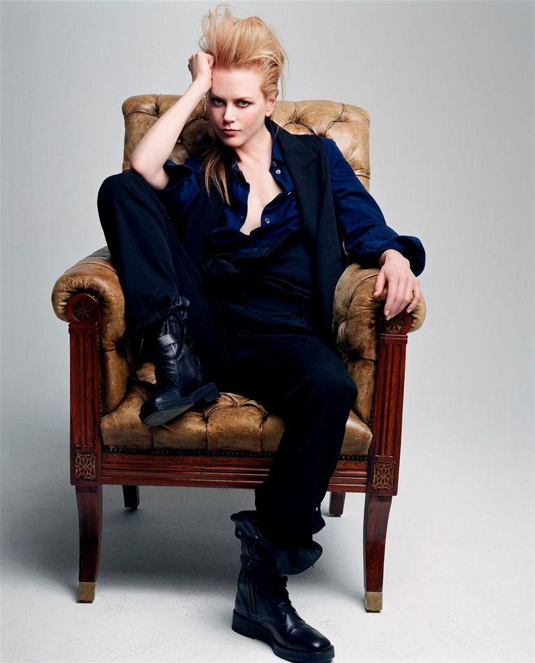 Николь Кидман в фотосессии Крейга МакДина