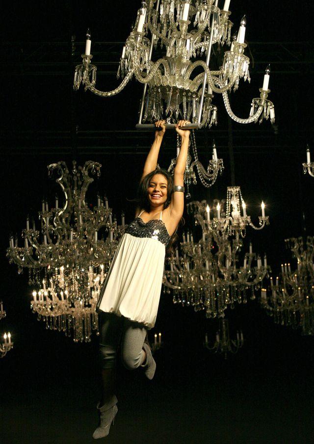 Ванесса Хадженс в фотосессии Джека Хаммера