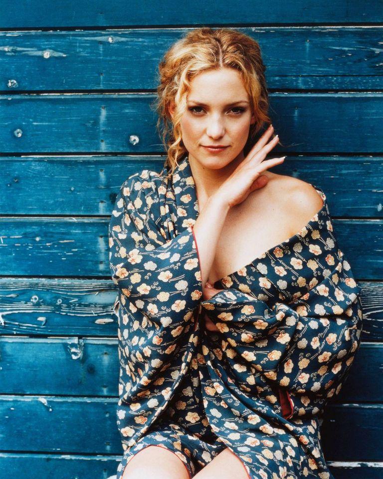 Кейт Хадсон в фотосессии Джорджа Ланжа