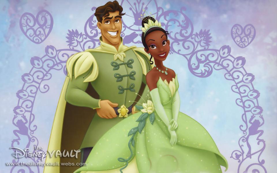 Принцесса и лягушка