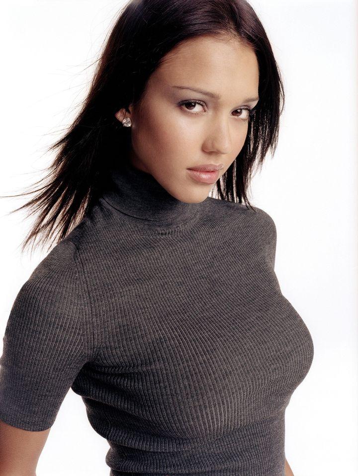 Джессика Альба в фотосессии Стива Шоу для журнала InStyle 02
