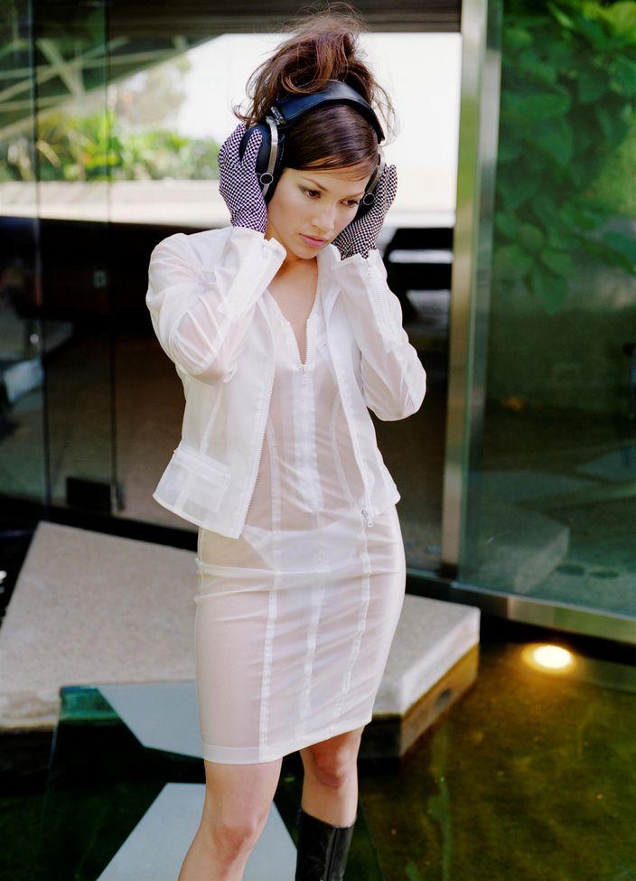 Дженнифер Лопес в фотосессии Уэйна Стэмблера