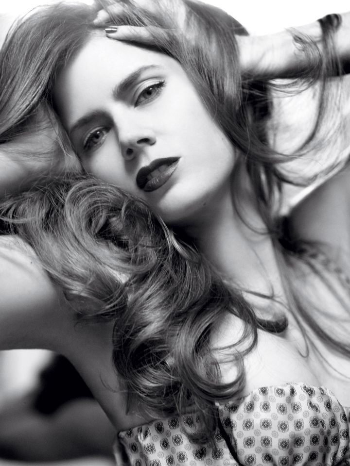 Эми Адамс в фотосессии Макса Вадукула для журнала Vogue Italia