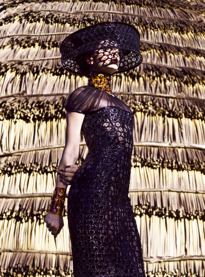 Кэри Маллиган в фотосессии Стиви Веррока и Мада Рефухио для журнала Flaunt