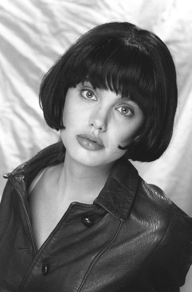 Анджелина Джоли в фотосессии Роберта Кима