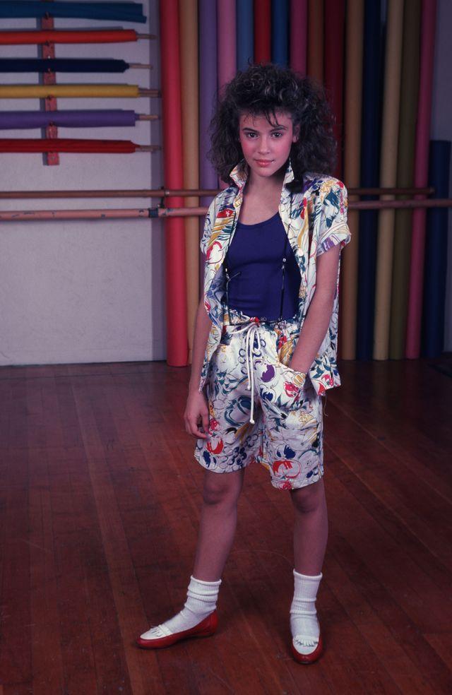 Алисса Милано в фотосессии Джорджа Родригеса