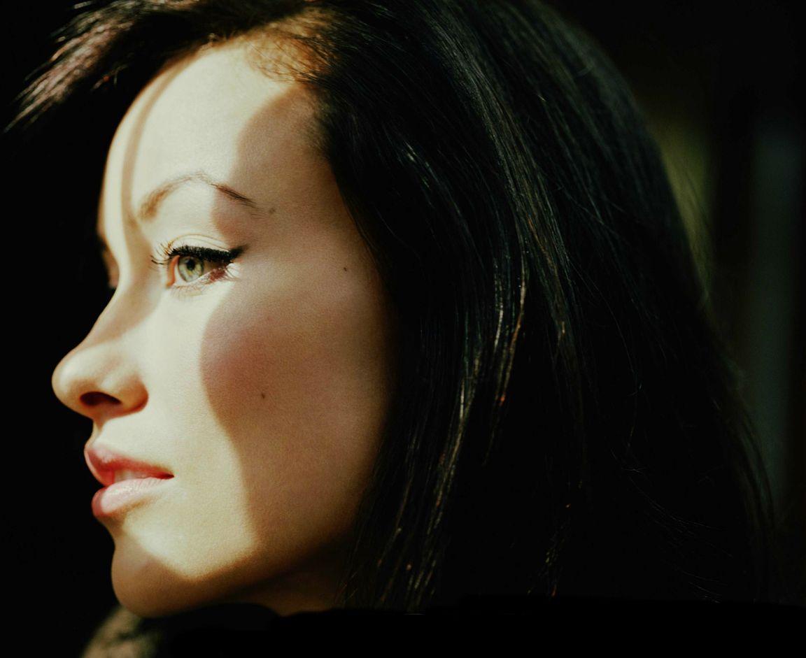 Оливия Уайлд в фотосессии Криса Флойда для журнала Flaunt