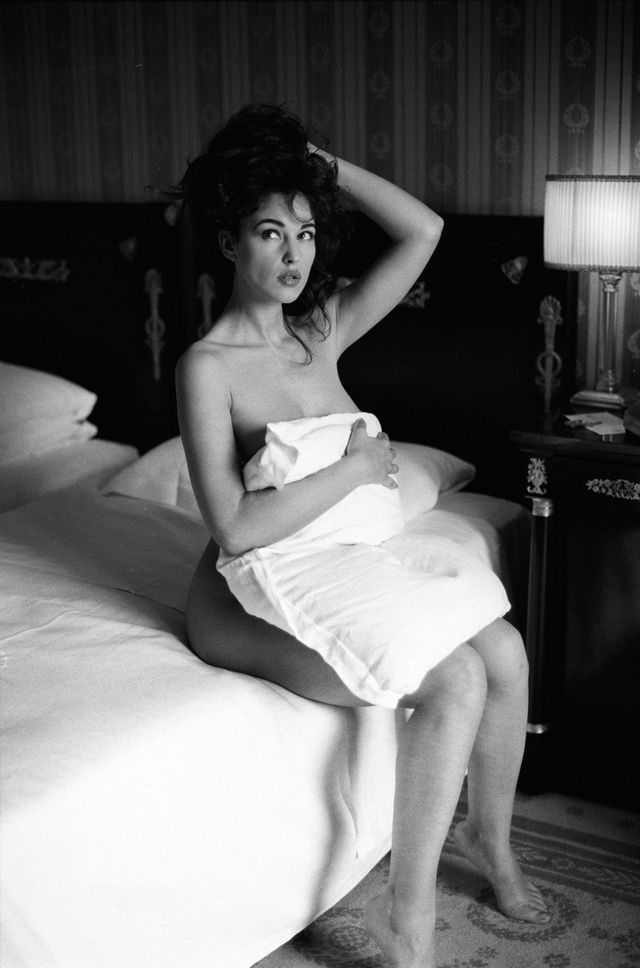 Моника Белуччи в фотосессии Андреа Бланш