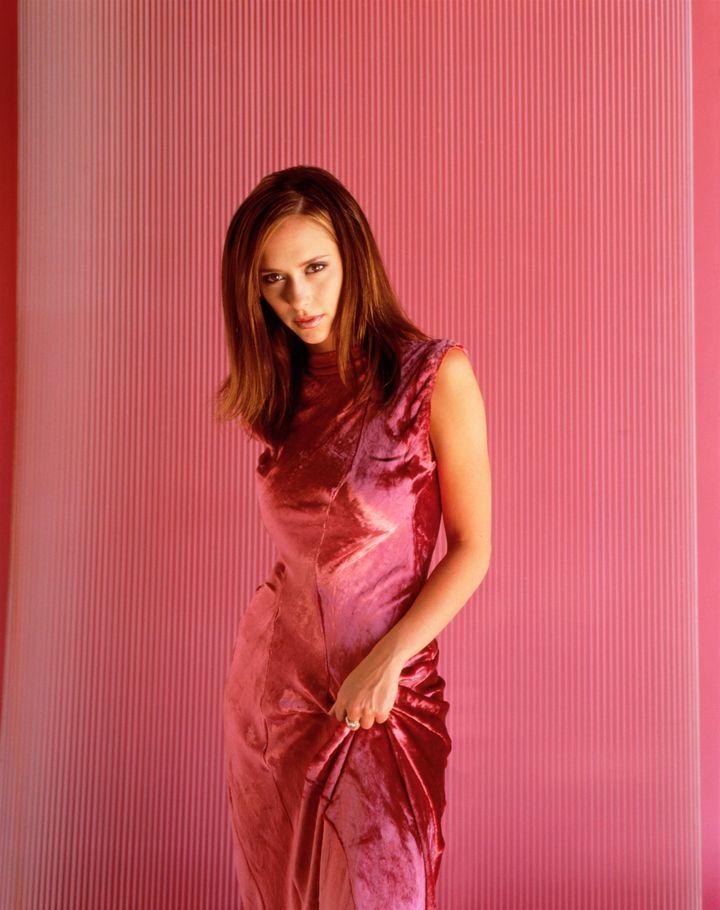 Дженнифер Лав Хьюитт в фотосессии для журнала Teen People