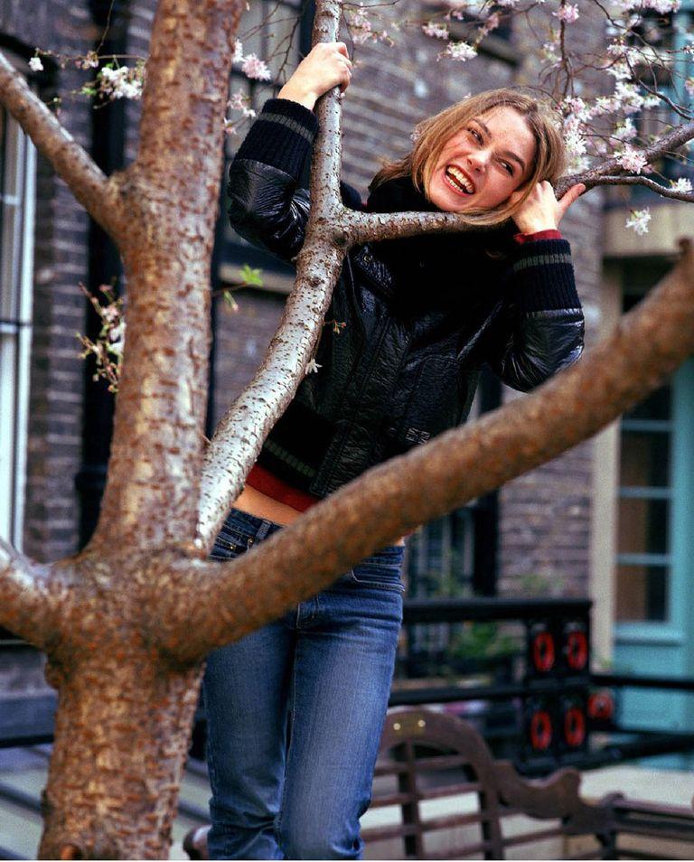 Кира Найтли в фотосессии Либи Педдер