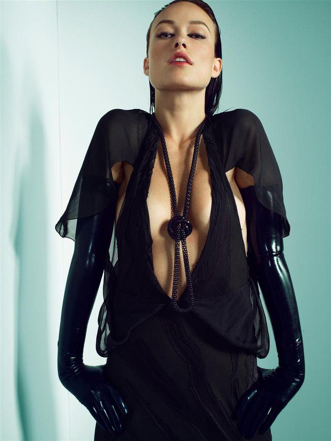 Оливия Уайлд в 2006 году в фотосессии Марка Хома